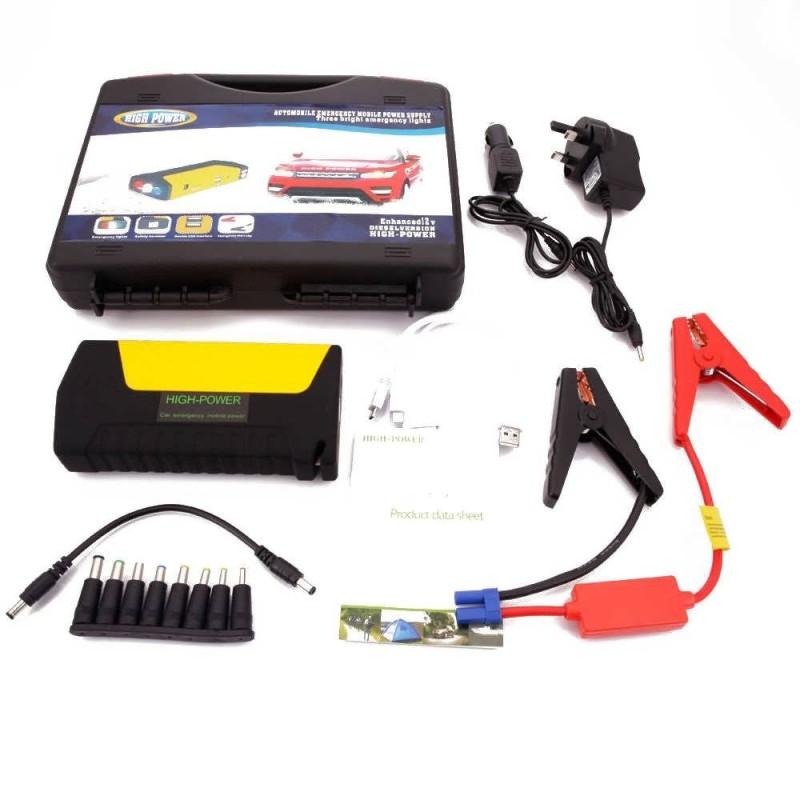 OEM TM-15 Multi-Function Jump Starter 12V 16800mAh Εκκινητής Μπαταρίας Αυτοκινήτου Έκτακτης Ανάγκης