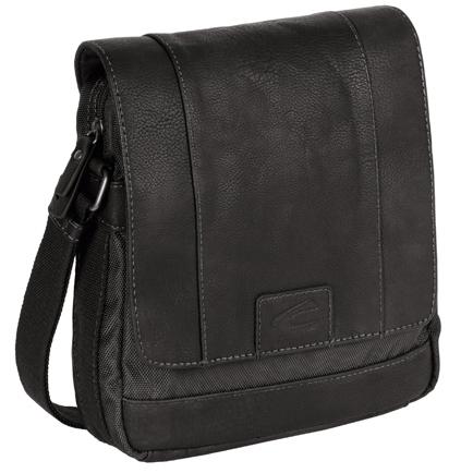 Τσάντα ώμου CAMEL ACTIVE STOCKHOLM μαύρη 189 601 60