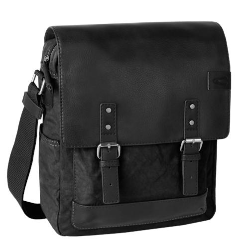 Τσάντα ώμου CAMEL ACTIVE AUSTIN μαύρο 210 602 60