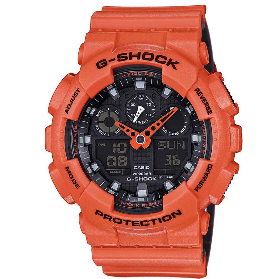 CASIO G-SHOCK (GA-100L-4AER)