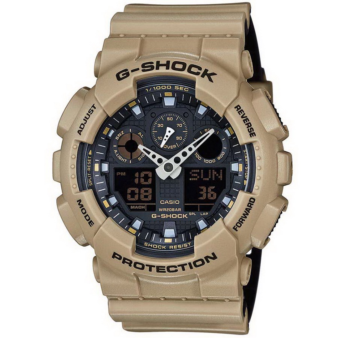 CASIO G-SHOCK (GA-100L-8AER)