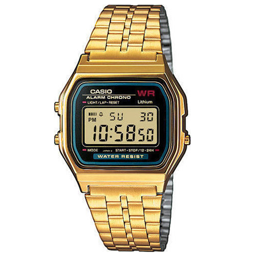 CASIO CA63 Ημερολόγιο Φωτισμός Ξυπνητήρι Αντίστροφη Μέτρηση Χρονόμετρο