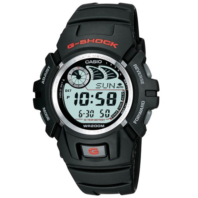 CASIO G-SHOCK CA117