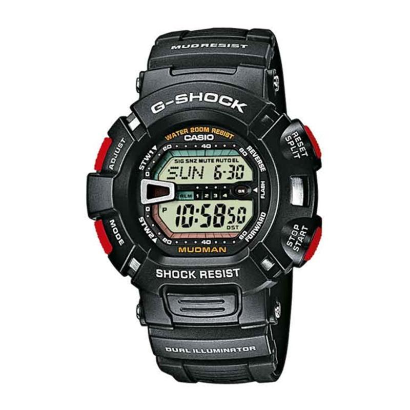 CASIO G-SHOCK (G-9000-1VER)