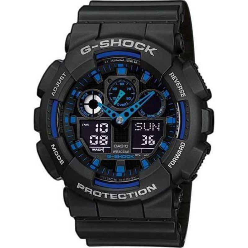 CASIO G-SHOCK (GA-100-1A2ER)