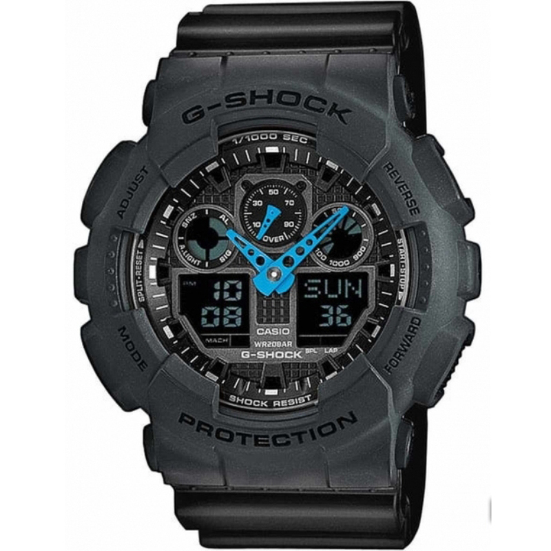 CASIO G-SHOCK (GA-100C-8AER)