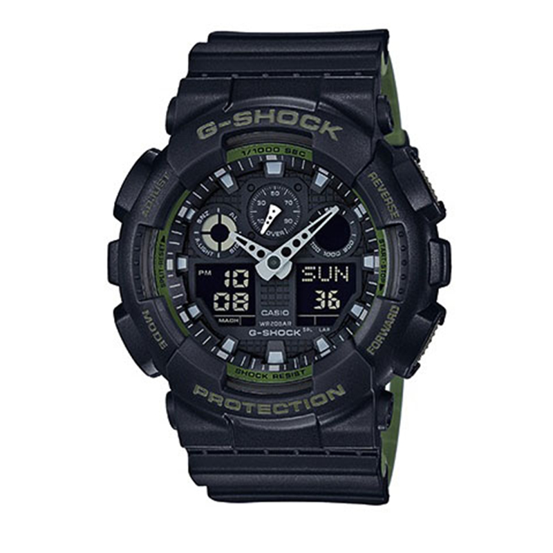 CASIO G-SHOCK (GA-100L-1AER)