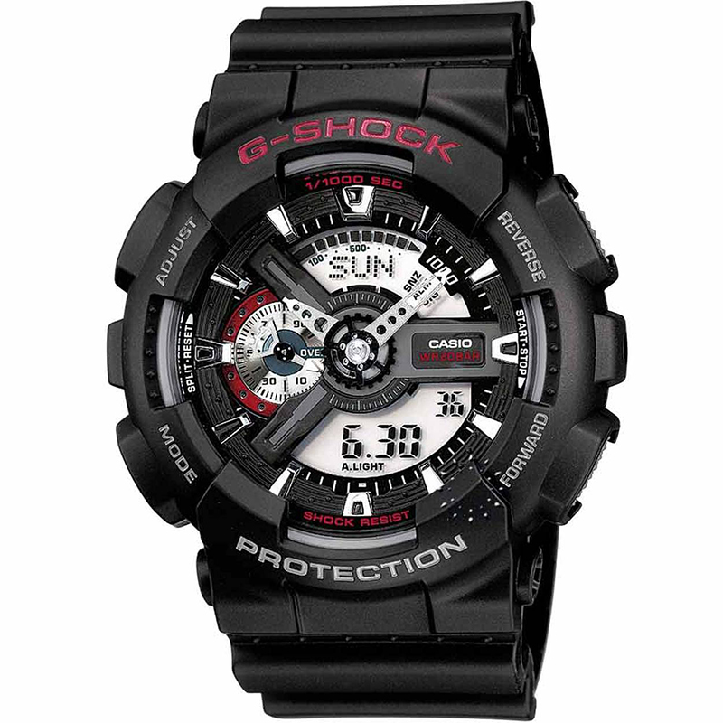 CASIO G-SHOCK (GA-110-1AER)