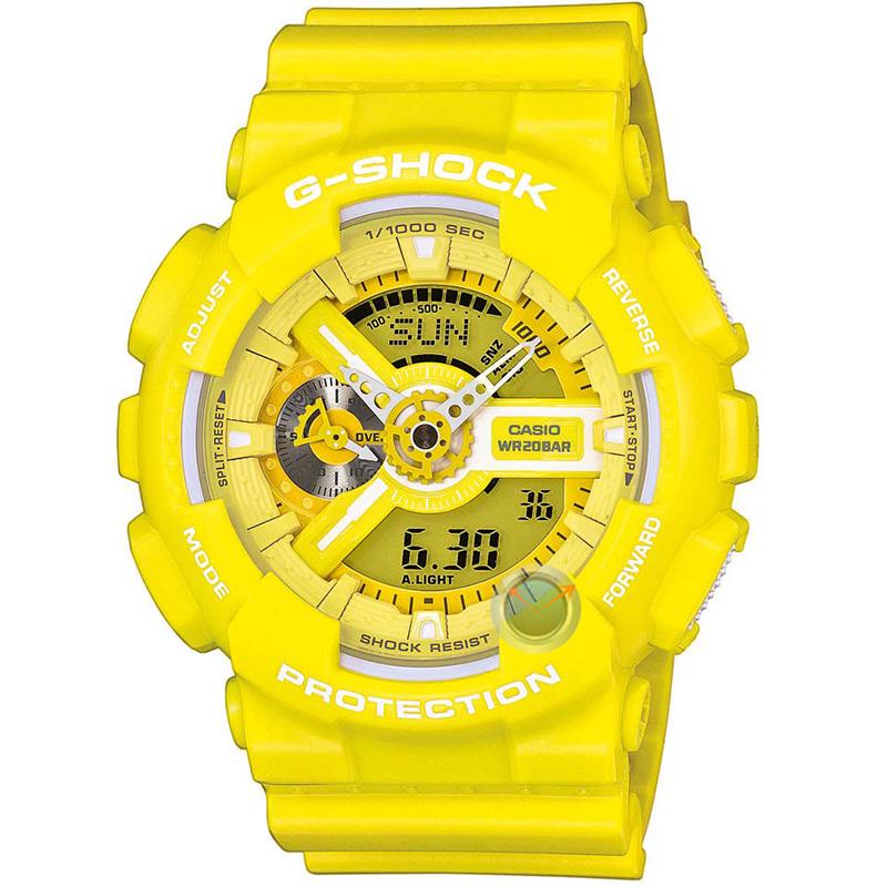 CASIO G-SHOCK (GA-110BC-9AER)
