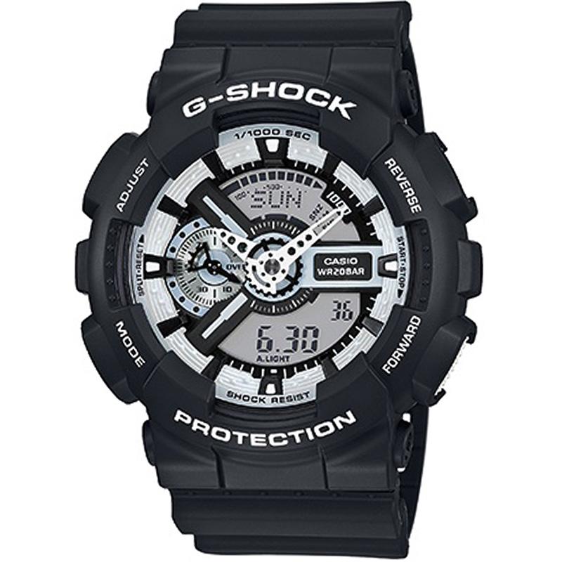 CASIO G-SHOCK (GA-110BW-1AER)