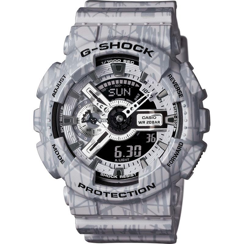 CASIO G-SHOCK (GA-110SL-8AER)
