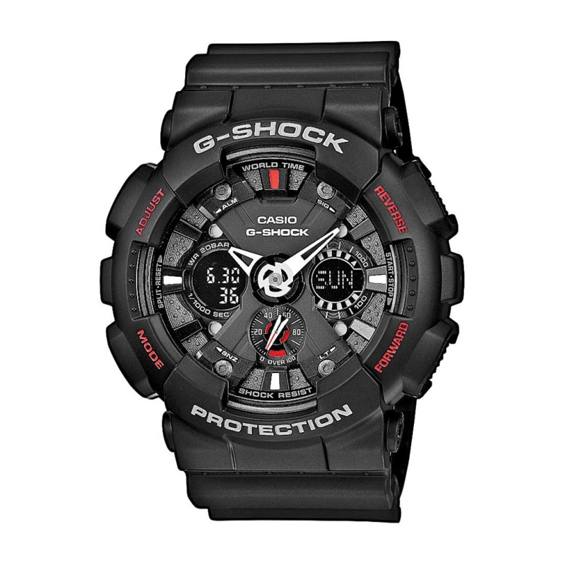 CASIO G-SHOCK (GA-120-1AER)