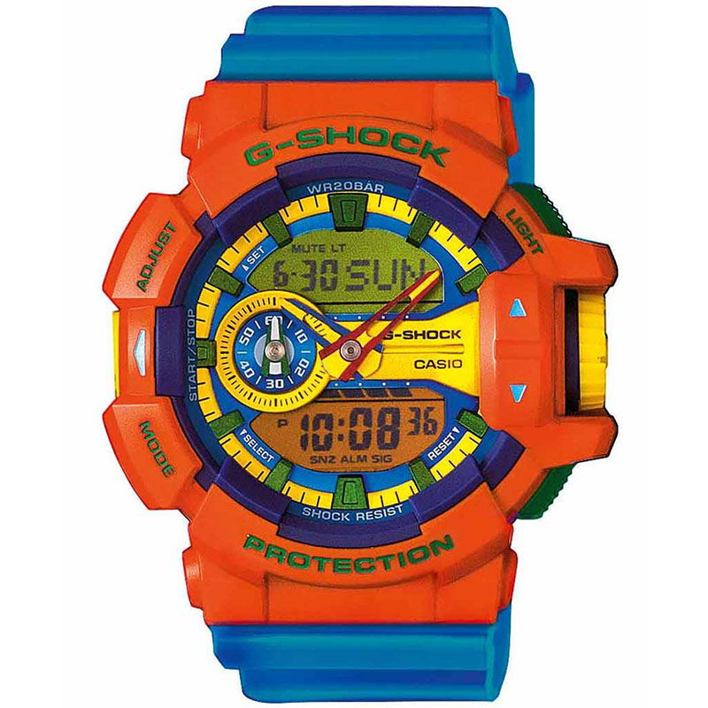 CASIO G-SHOCK (GA-400-4AER)