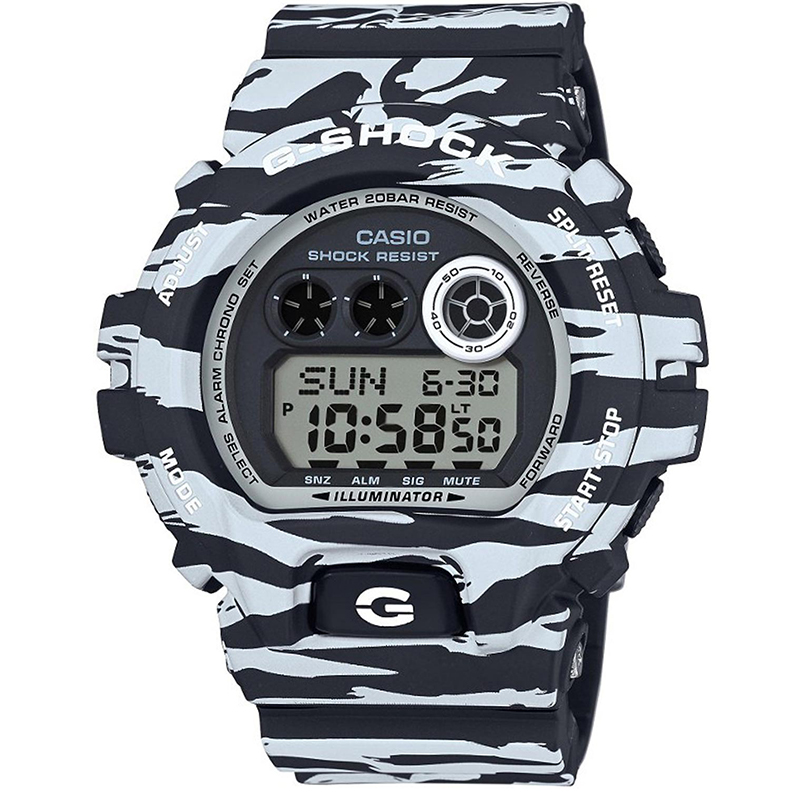 CASIO G-SHOCK (GD-X6900BW-1ER)