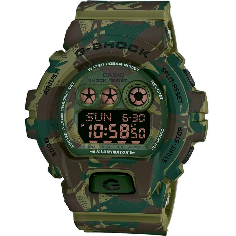 CASIO G-SHOCK (GD-X6900MC-3ER)