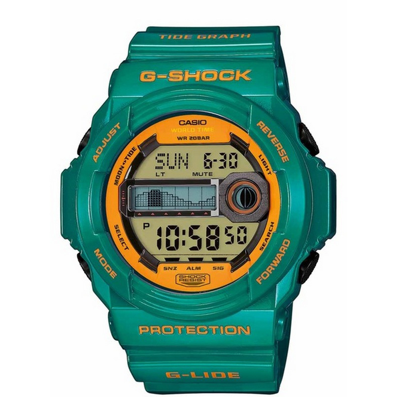 CASIO G-SHOCK (GLX-150B-3ER)