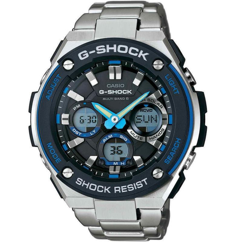CASIO G-SHOCK (GST-W100D-1A2ER)