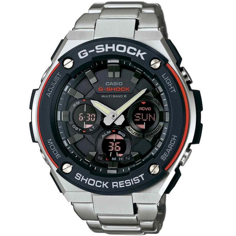 CASIO G-SHOCK (GST-W100D-1A4ER)