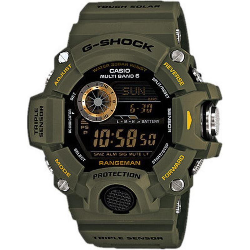 CASIO G-SHOCK (GW-9400-3ER)