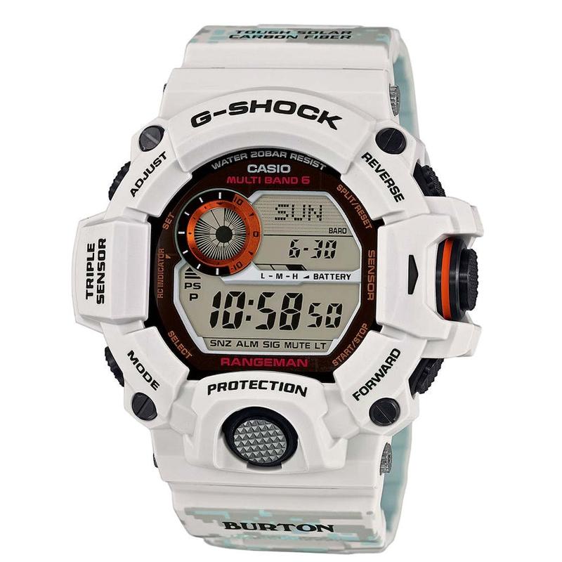 CASIO G-SHOCK (GW-9400BTJ-8ER)