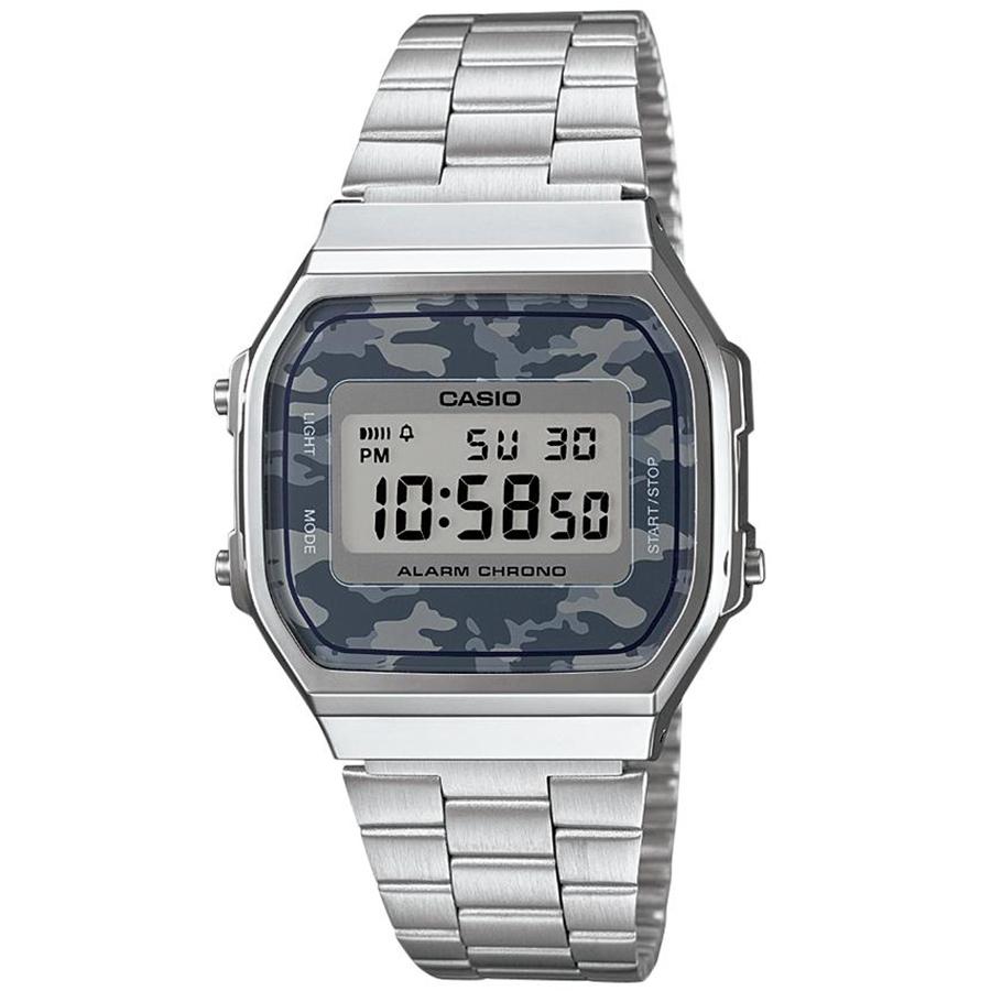 CASIO CA74 Ημερολόγιο Φωτισμός Ξυπνητήρι Αντίστροφη Μέτρηση Χρονόμετρο ΚΑΝΤΡΑΝ: Ψηφιακό με φωτισμό οθόνης