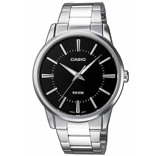 CASIO CA102 Ένδειξη ώρας, λεπτών και δευτερολέπτων