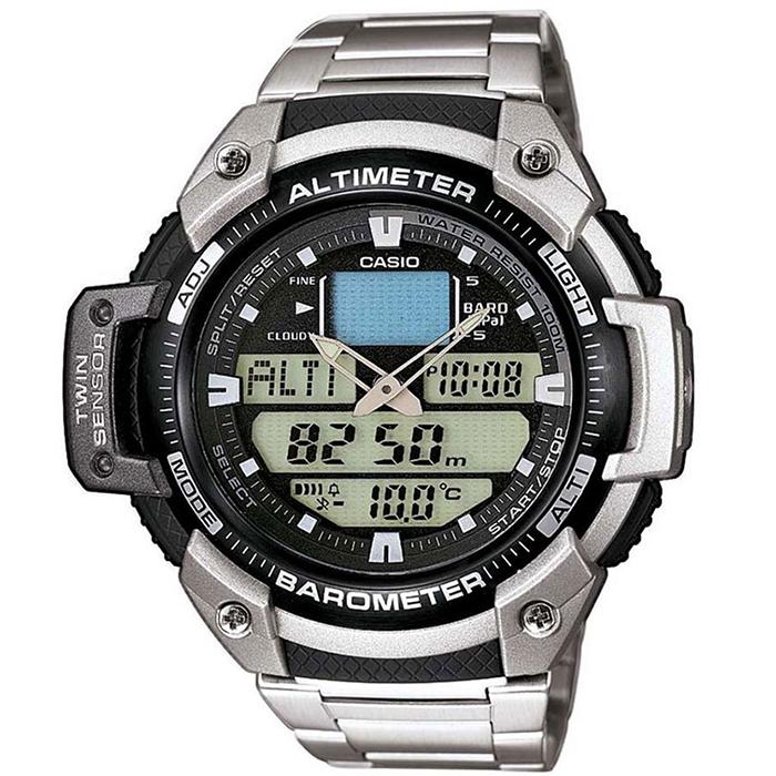 CASIO CA49 Ημερομηνία Χρονογράφος δευτερολέπτου 5 Ξυπνητήρια Αντοχή σε αντίξοες συνθήκες. Φωτισμός Led Παγκόσμια Ώρα Χρονόμετρο Προβολή Ώρας σε 12/24 βάση