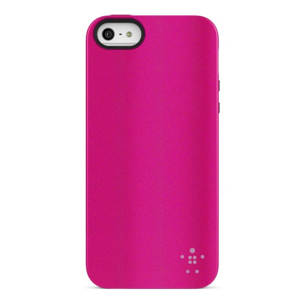 Θήκη Belkin για iPhone 5/5S Grip Glam Matte Μωβ (ΚΙΝ212)
