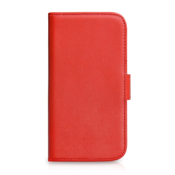 YouSave Accessories για Nokia Lumia 625 Δερμάτινη PU θήκη Wallet και Screen_Protector - Κόκκινη(ΚΙΝ408)