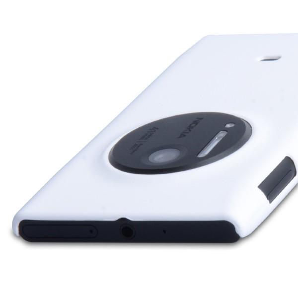 YouSave Accessories για Nokia Lumia 1020 Θήκη Hybrid και Screen_Protector - Λευκή(ΚΙΝ412WH)