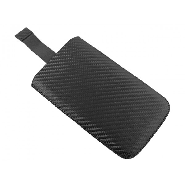Advanced Accessories για Samsung Galaxy Note 2 θήκη Carbon Pull Up(ΚΙΝ075)