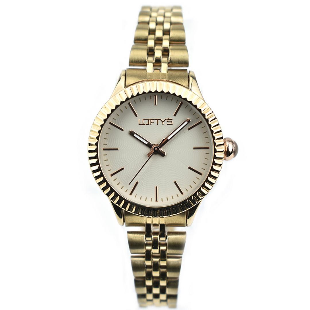 Ρολόι LOFTYS Elegant Rose Gold Bracelet Y2009-6