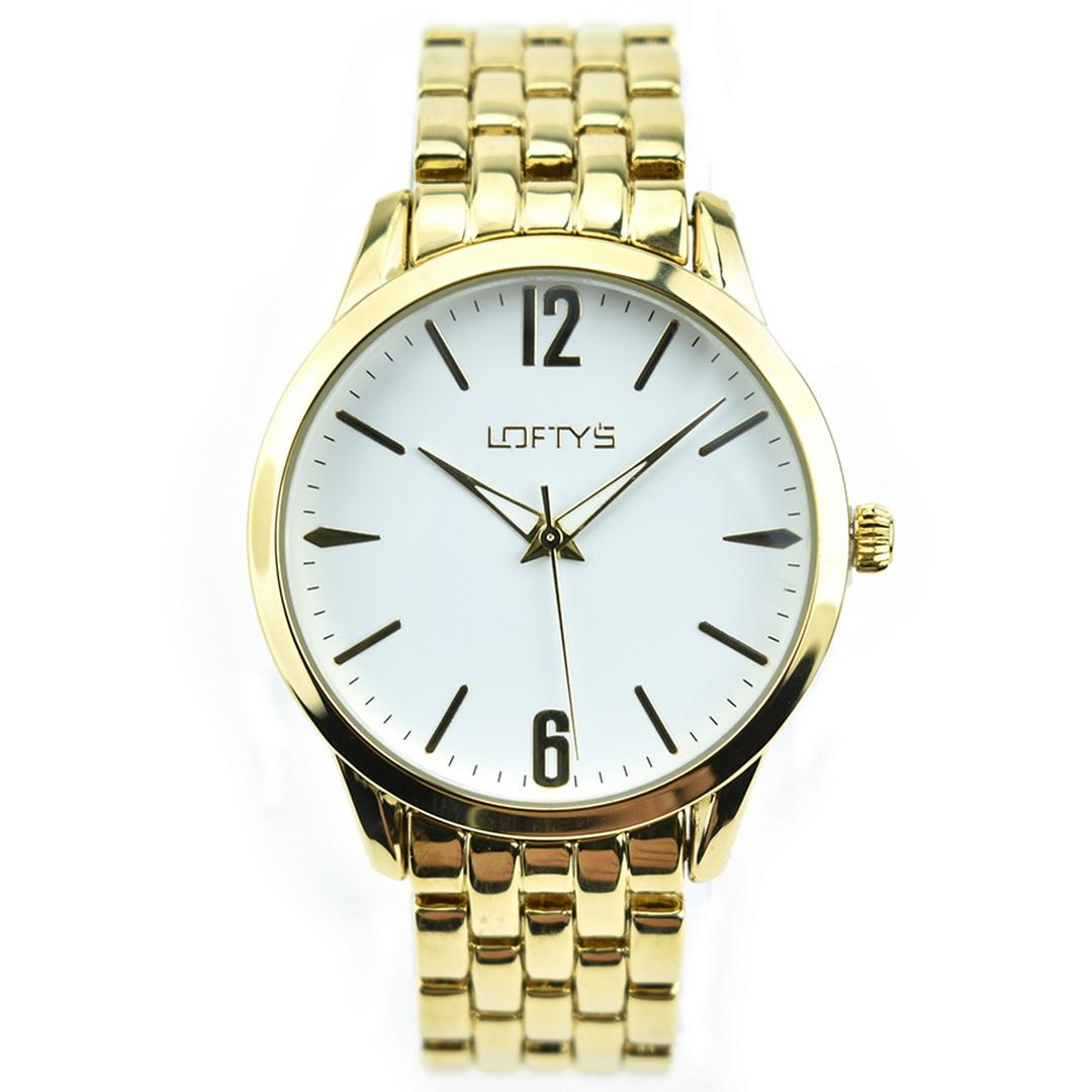 Ρολόι LOFTYS Classic Gold Bracelet Y2007-2