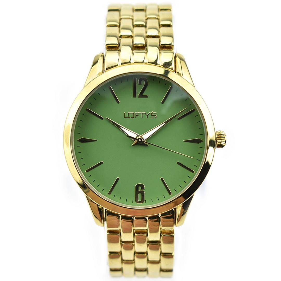 Ρολόι LOFTYS Classic Gold Bracelet Y2007-1