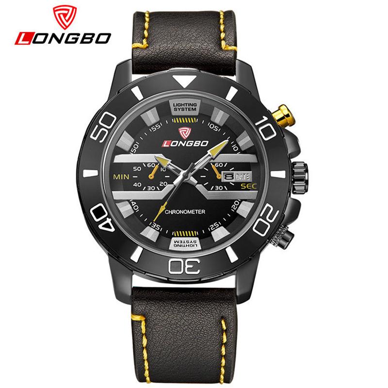 Ρολόι LONGBO 80189YELL