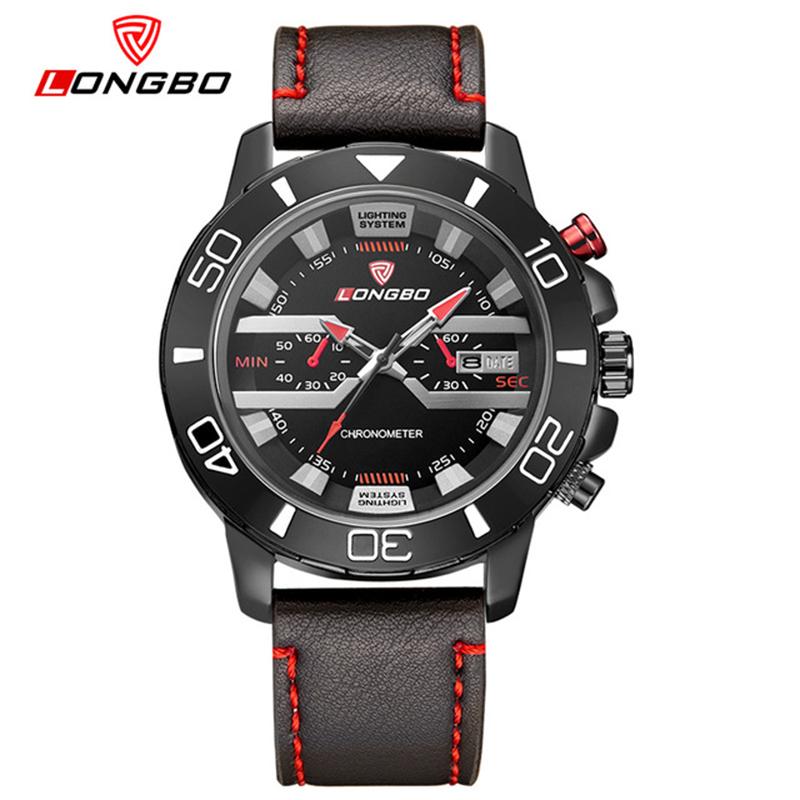 Ρολόι LONGBO 80189RED