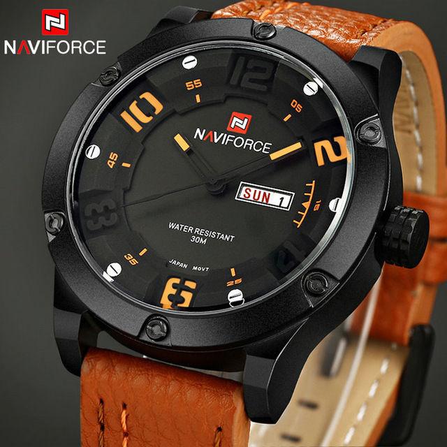 Ρολόι NAVIFORCE 9070 BOBN