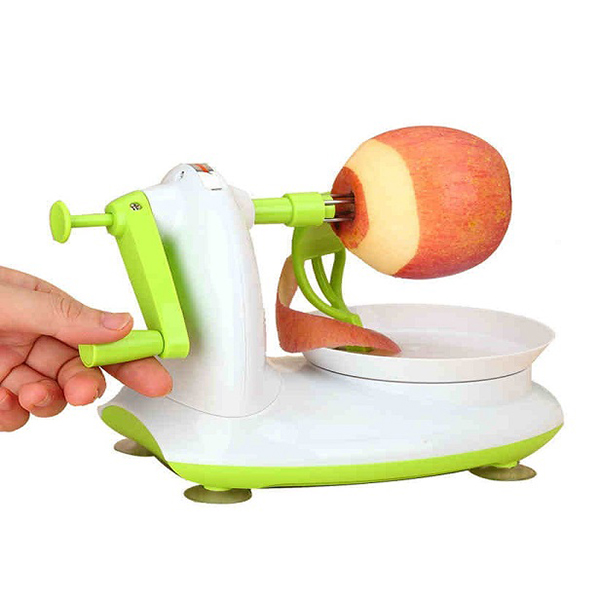 Αποφλοιωτής Μήλου Με Κόφτη Μήλου – Apple Peeler