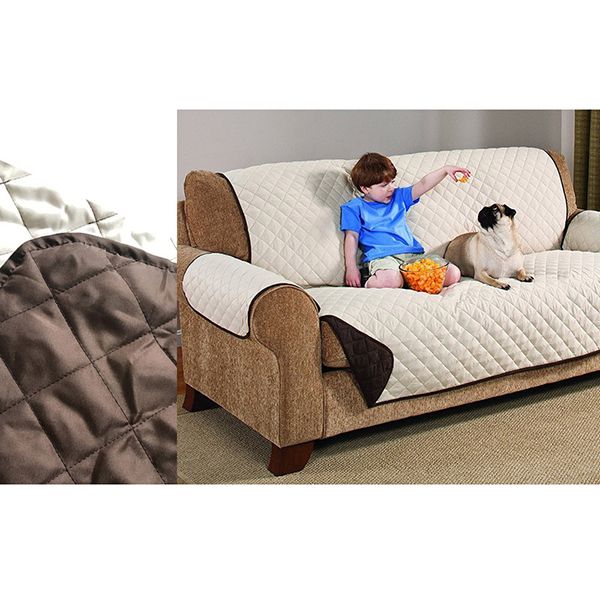 Προστατευτικό κάλυμμα διπλής όψης για τον καναπέ - Couch Coat