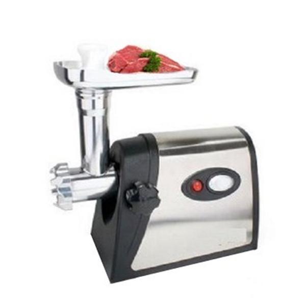 Ηλεκτρική μηχανή παρασκευής κιμά - λουκάνικων και σάλτσα ντομάτας GEEPAS