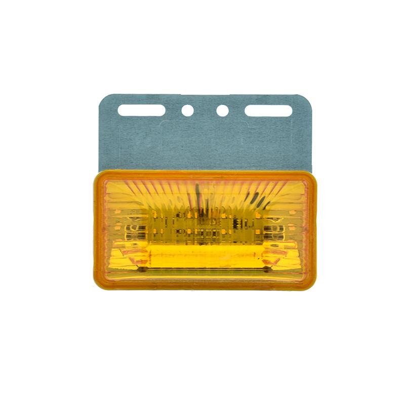 Πλαϊνά Φορτηγών-Ρυμουλκών 24 Volt 22Led Πορτοκαλί