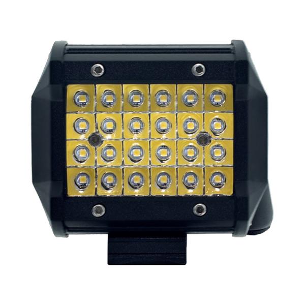 Προβολέας Εργασίας LED 72W δουλεύει από 12V έως καί 32V για βάρκες τρακτέρ φορτηγά αυτοκίνητα
