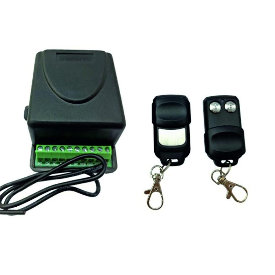 Kit Universal ασύρματου τηλεχειρισμού OEM JJ-JS-084 , 433Mhz με 2 τηλεχειριστήρια