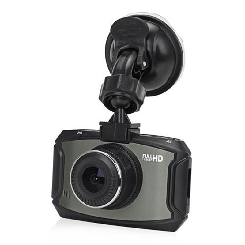 DASH CAR CAMERA LCD RECORDER FULL HD 1080