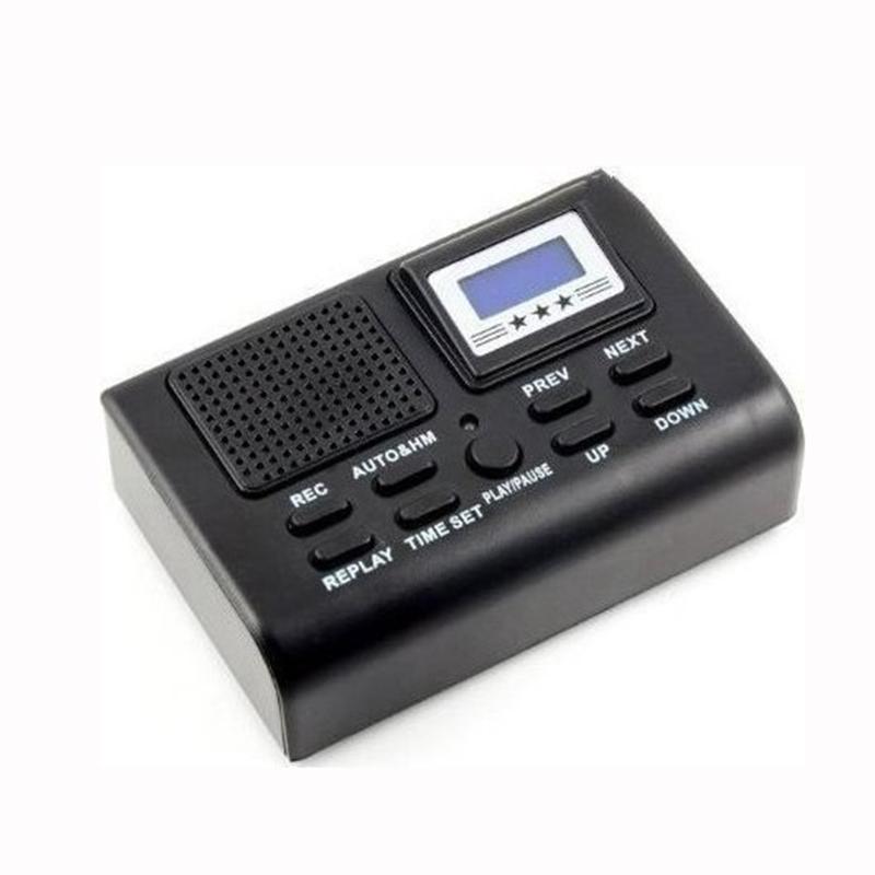 Ψηφιακό Σύστημα Καταγραφής Τηλεφωνικών Κλήσεων - Κοριός για Σταθερό Τηλέφωνο