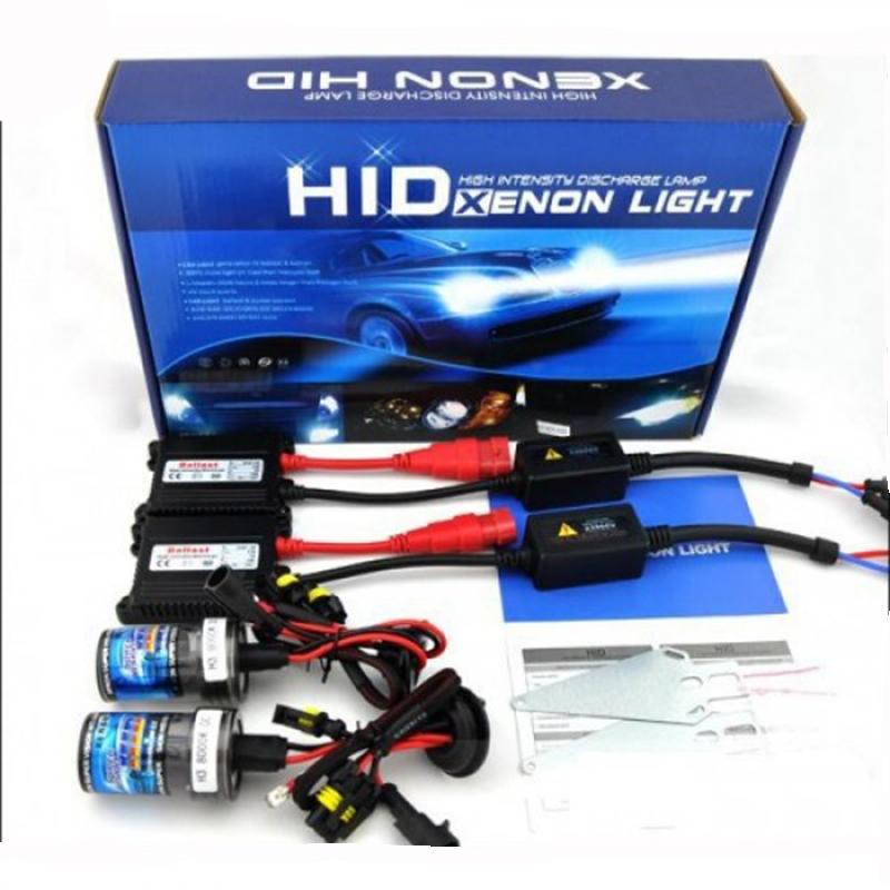 Φώτα XENON H11 6000 Αυτοκινήτου 6000k Λευκό Φως
