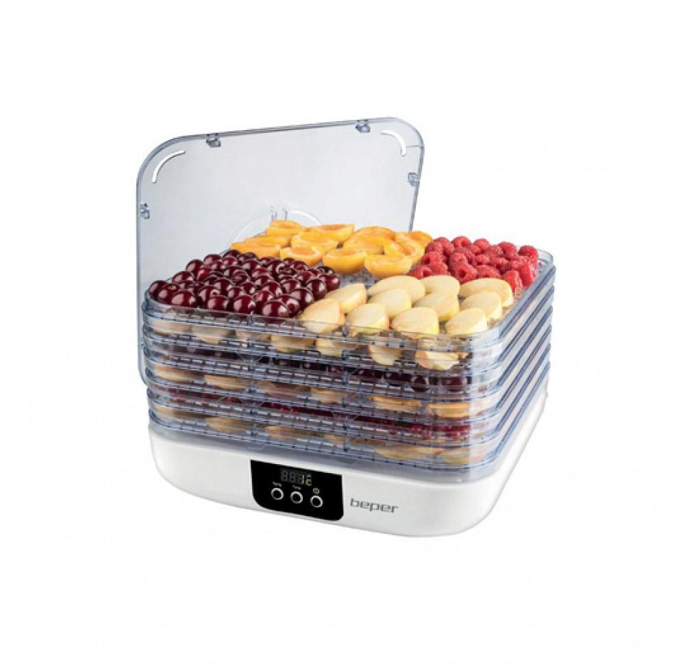 B2B -30 ΠΕΡΙΓΡΑΦΗ Ψηφιακός Αποξηραντής Φρούτων 350W, Beper- 90.507
