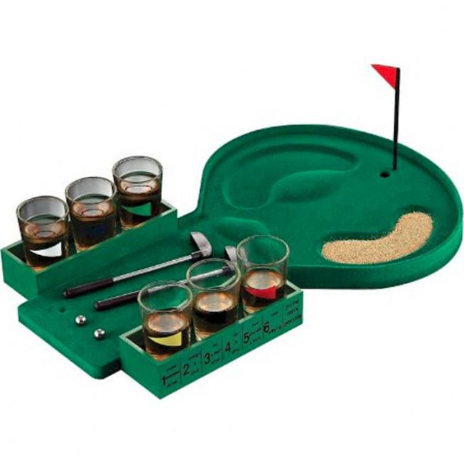 Παιχνίδι Ενηλίκων με Ποτά – Golf Drinking Game