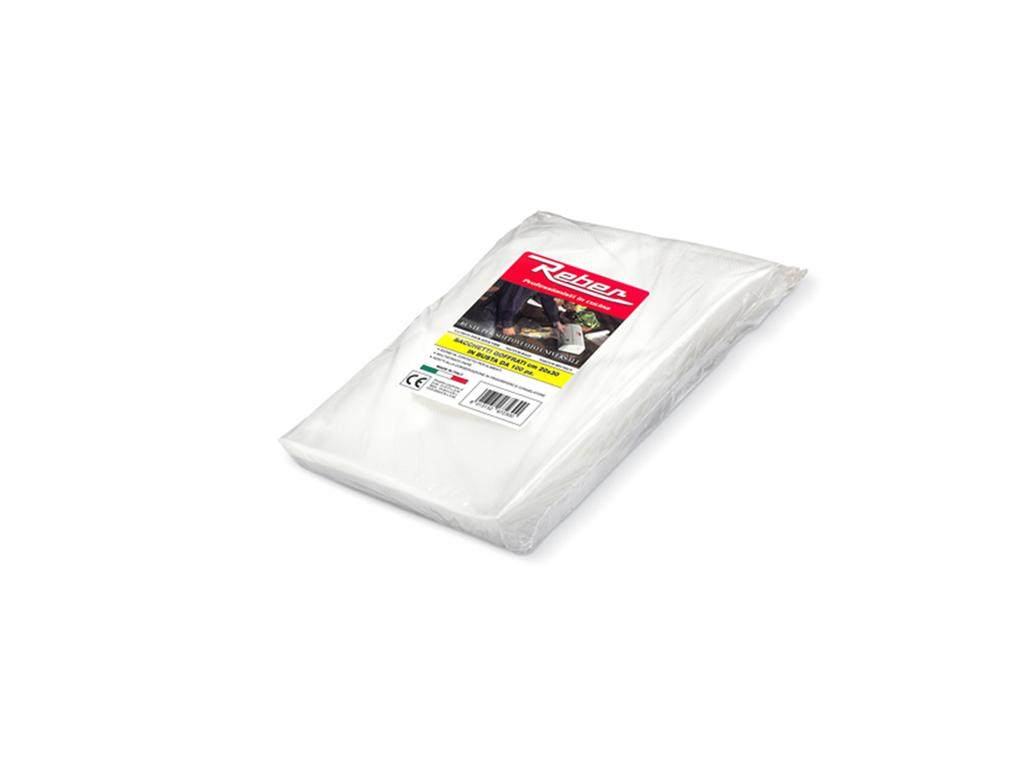 Σακούλες συσκευασίας Vacuum για συσκευή κενού REBER (100τμχ)