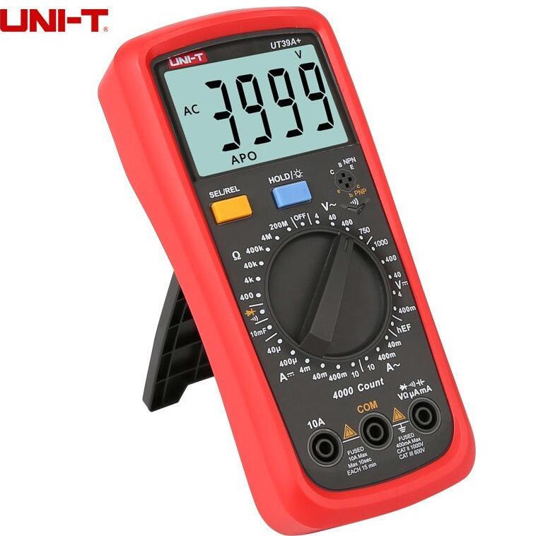 UT39C+ Ψηφιακό Πολύμετρο